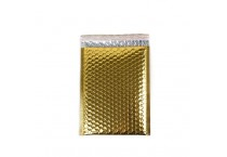 New product gold metallic wholesale bubble mailer