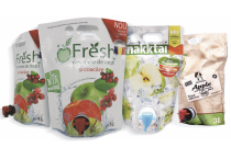 Stand up fruit juice bag(250ml-5L)